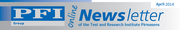 The Online Newsletter of the Test and Research Institute